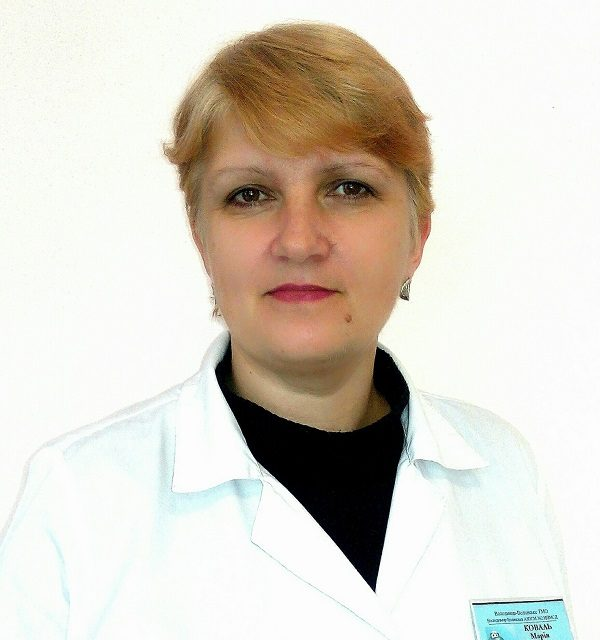 Коваль Марія Вікторівна