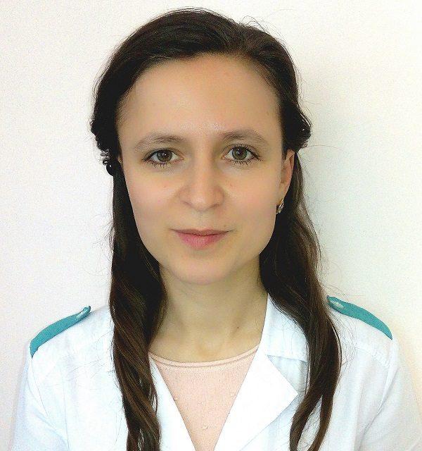 Наумик Наталія Вікторівна
