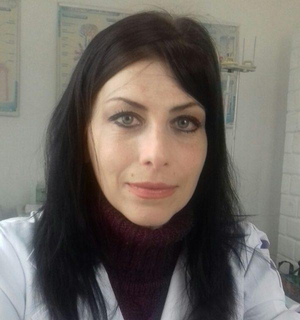 Омельчук Руслана Вікторівна