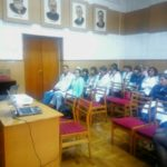 Відбулась лекція для лікарів за темою: Гострі респіраторні інфекції ВДШ, риніти